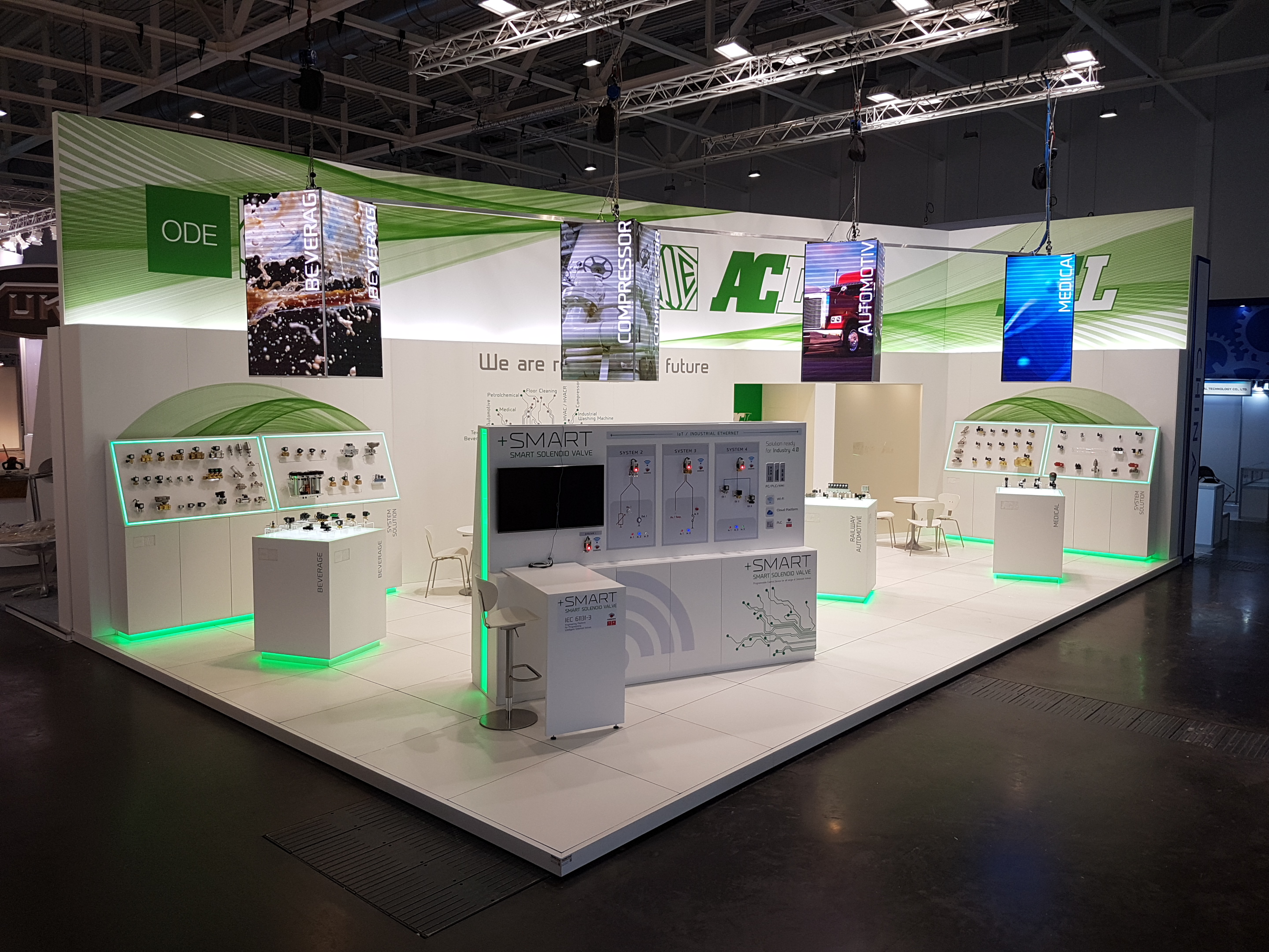 ODE/ACL – HANNOVER MESSE – HANNOVER